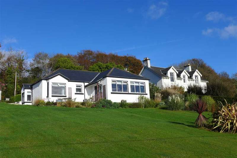 3 Bedrooms Detached House for sale in Seastones, Shore Road, Lamlash