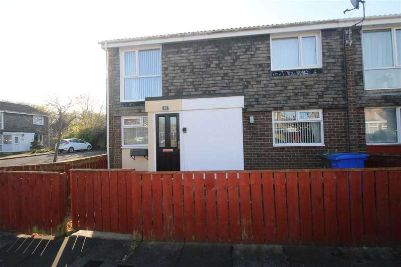 2 Bedrooms Flat for sale in Winshields, Collingwood Chase, Cramlington