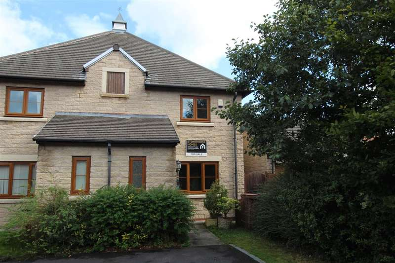 3 Bedrooms Semi Detached House for sale in Abbotts Close, Walton le Dale, Preston