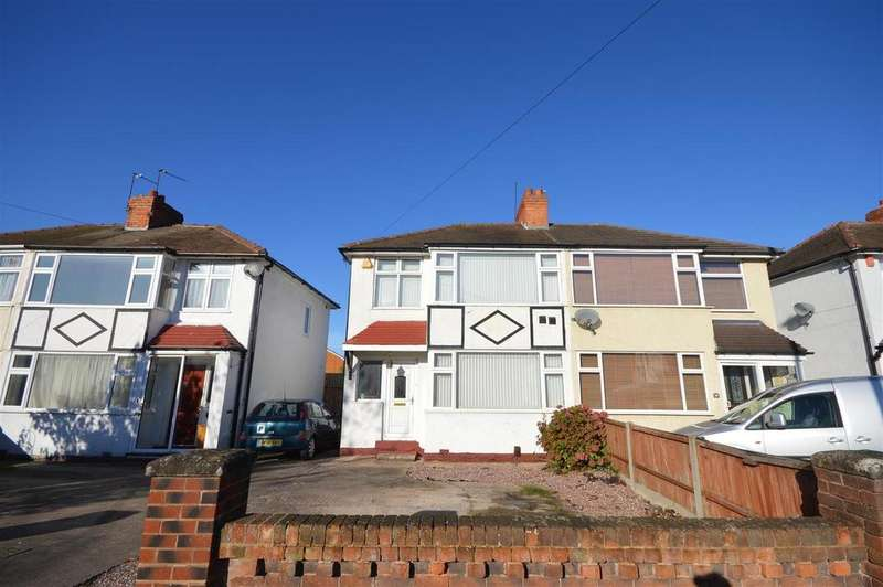 3 Bedrooms Semi Detached House for sale in The Radleys, Birmingham
