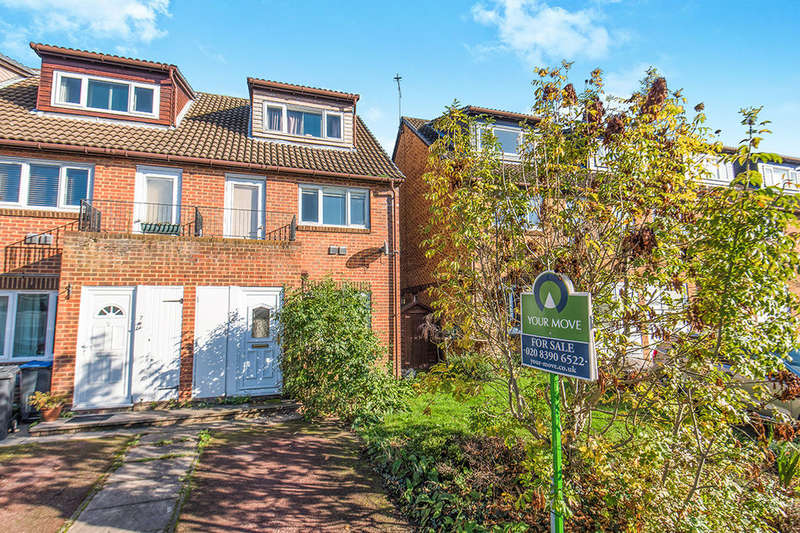 1 Bedroom Flat for sale in Glenbuck Road, Surbiton, KT6