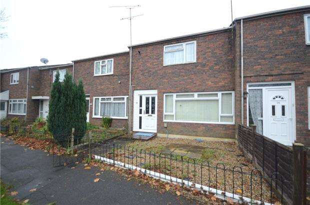 2 Bedrooms Terraced House for sale in Bideford Close, Farnborough, Hampshire