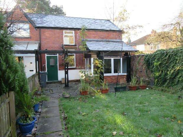 2 Bedrooms Semi Detached House for sale in The Coach House, 219 Upper Chorlton Road, Whalley Range, Manchester