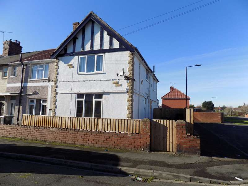 3 Bedrooms End Of Terrace House for sale in Asquith Road, Doncaster, DN5