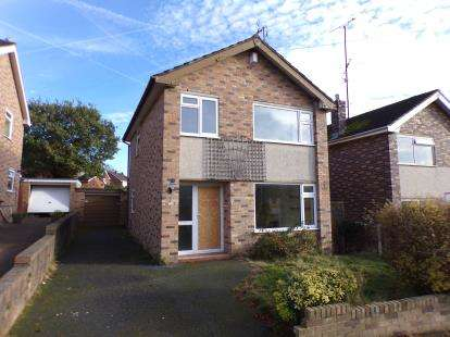 3 Bedrooms Detached House for sale in Lon Cae Del, Mold, Flintshire, CH7