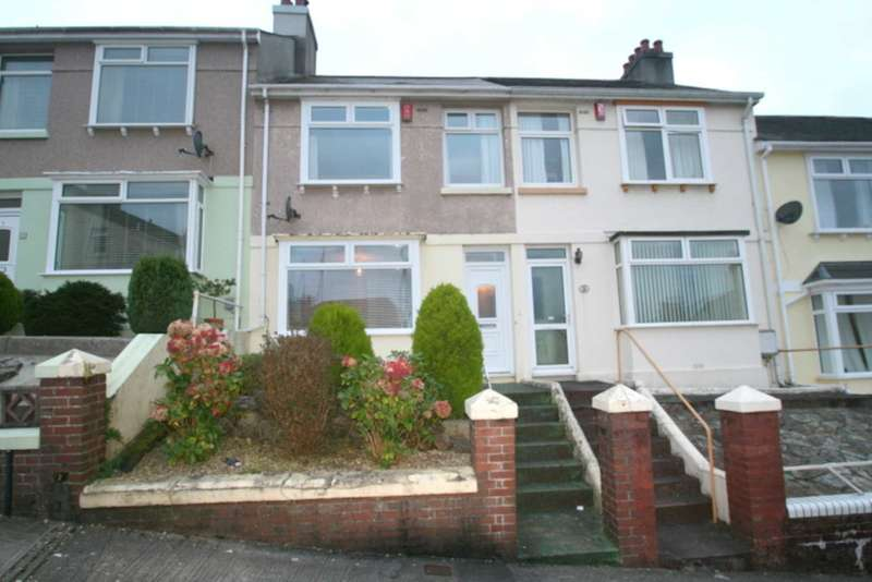 3 Bedrooms Terraced House for sale in Sturdee Road, Milehouse