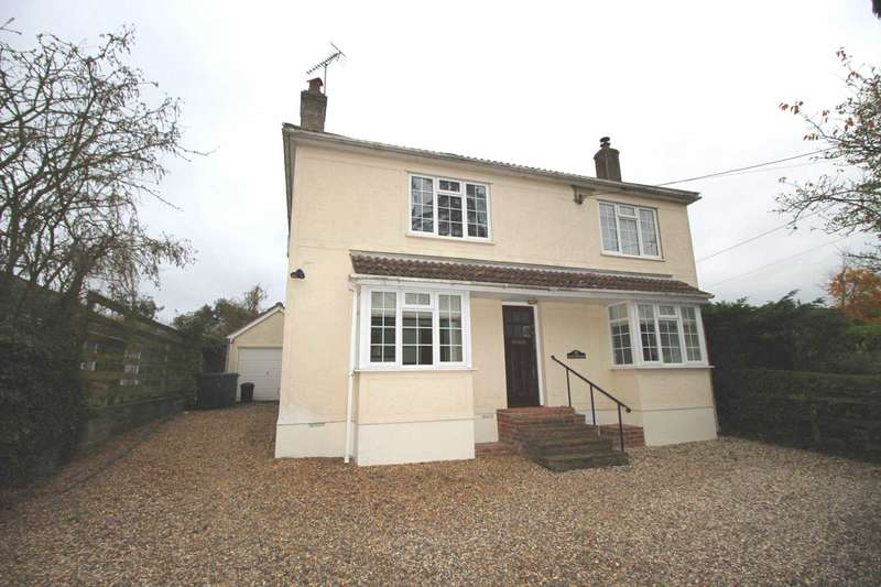 4 Bedrooms Detached House for sale in Worlds End Lane, Feering