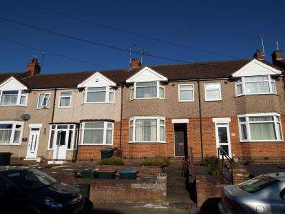 3 Bedrooms Terraced House for sale in The Scotchill, Keresley, Coventry