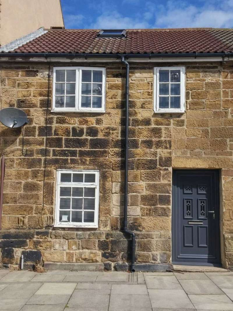 2 Bedrooms Cottage House for rent in High Street, Skelton
