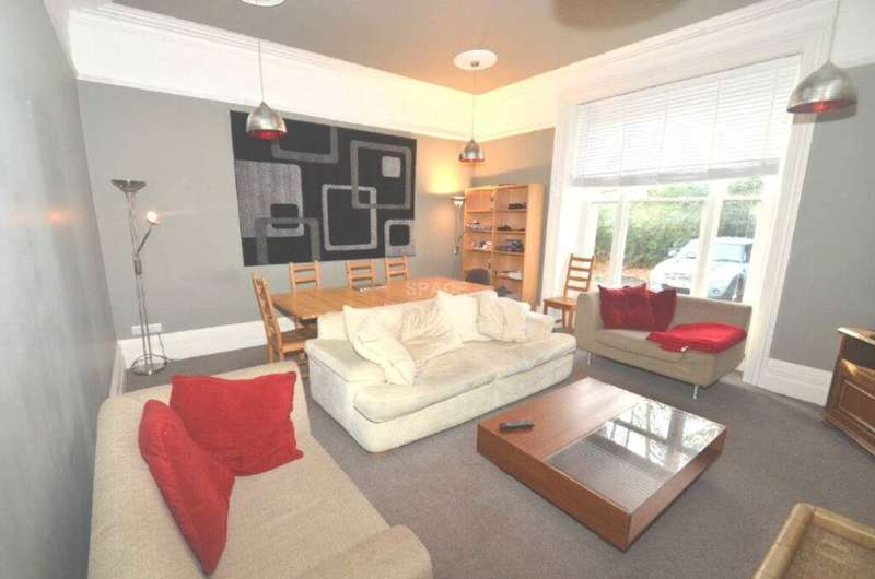 7 Bedrooms Semi Detached House for rent in Kendrick Road, Reading, Berkshire, RG1 5DU