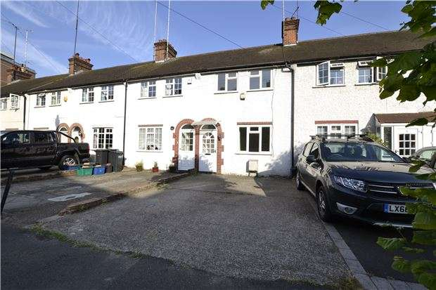 2 Bedrooms Terraced House for sale in Woburn Avenue, PURLEY, Surrey, CR8 2AH