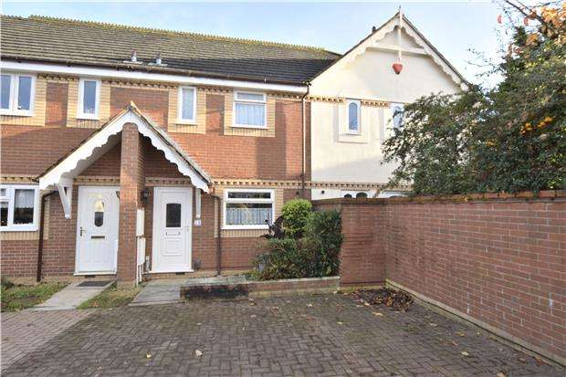 2 Bedrooms Terraced House for sale in Montrose Drive, Warmley, BS30 8GU