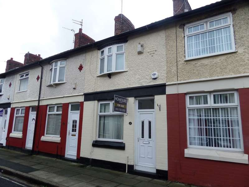 2 Bedrooms Terraced House for sale in Standale Road, Wavertree, Liverpool L15