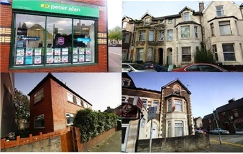 21 Bedrooms Cluster House for sale in Portfolio Offload, Cardiff