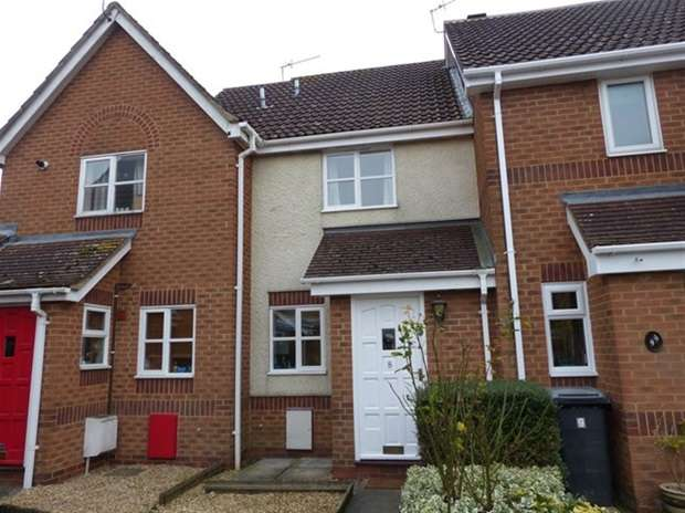 2 Bedrooms Terraced House for sale in Pampas Court, Warminster