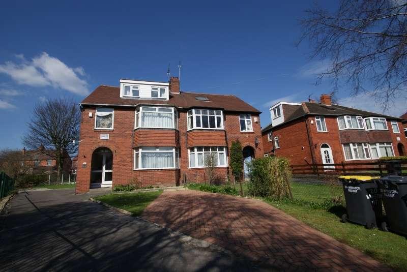 6 Bedrooms Semi Detached House for rent in Winston Mount, Headingley, Leeds