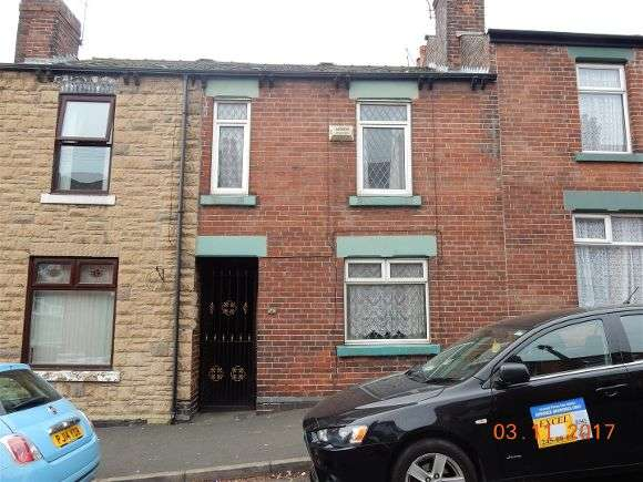 3 Bedrooms Terraced House for sale in Robey Street, Yorkshire, Sheffield
