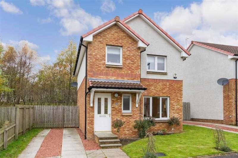 3 Bedrooms Detached House for sale in Craigendmuir Street, GLASGOW