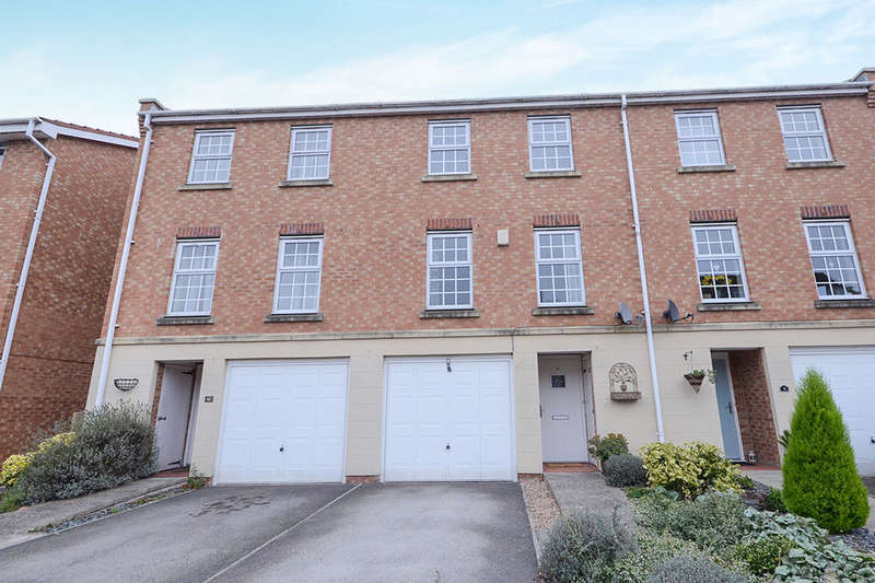 3 Bedrooms Property for sale in Duchess Mews, York, YO26