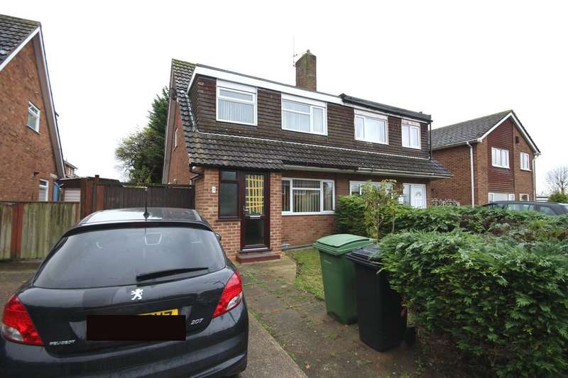3 Bedrooms Semi Detached House for sale in MAIDSTONE