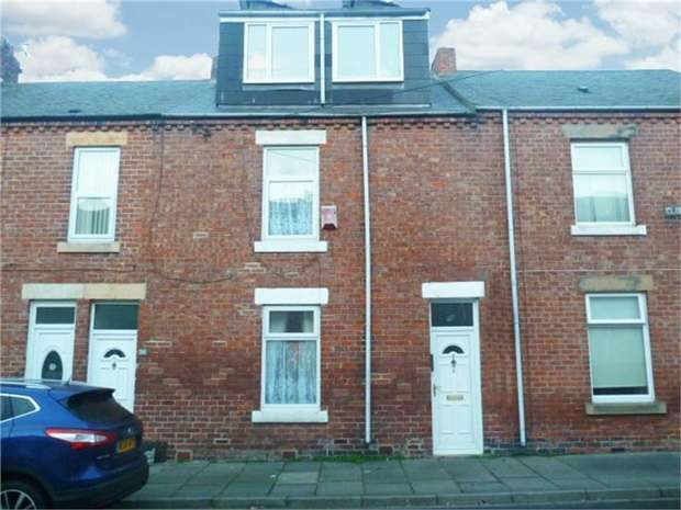 3 Bedrooms Terraced House for sale in Clarence Street, Seaton Sluice, Whitley Bay, Northumberland