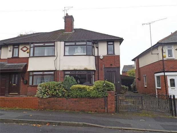 3 Bedrooms Semi Detached House for sale in Brooklands Drive, Grotton, Oldham, Lancashire