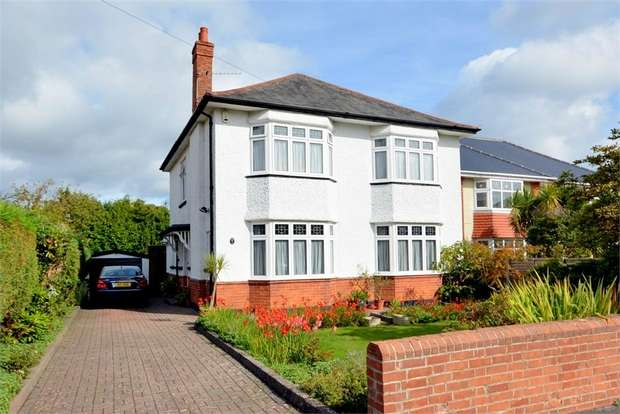 4 Bedrooms Detached House for sale in Albemarle Road, BOURNEMOUTH