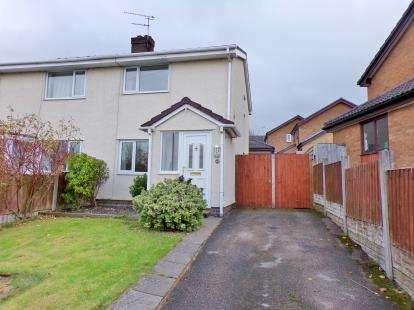 2 Bedrooms Semi Detached House for sale in Pentregwyddel Road, Llysfaen, Colwyn Bay, Conwy, LL29
