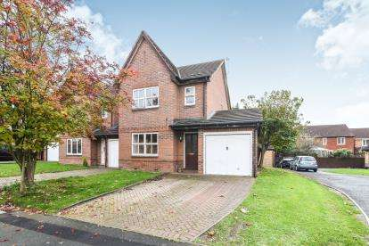 3 Bedrooms Detached House for sale in St. Margarets Road, Evesham, Worcestershire