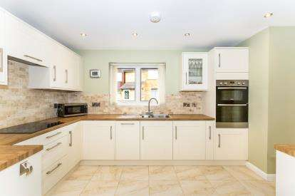 4 Bedrooms Detached House for sale in Crane Street, Brampton, Huntingdon, Cambridgeshire
