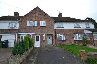 3 Bedrooms Terraced House for sale in Edinburgh Road, Wellingborough, Northamptonshire