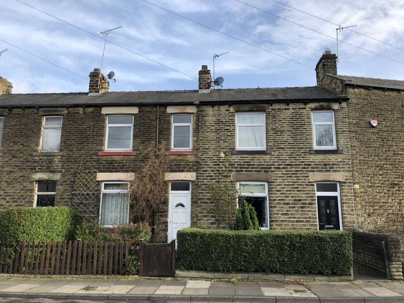 2 Bedrooms Terraced House for sale in Overthorpe Road, Dewsbury
