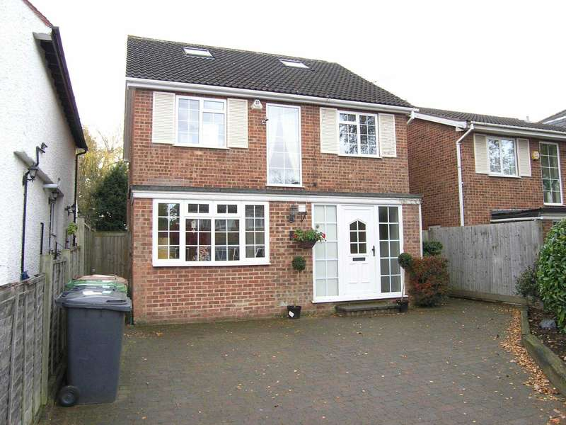 5 Bedrooms Detached House for sale in Silverdale Road, Bushey