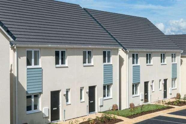 3 Bedrooms Semi Detached House for sale in Camomile Lawn, Weston Lane, Totnes, Devon