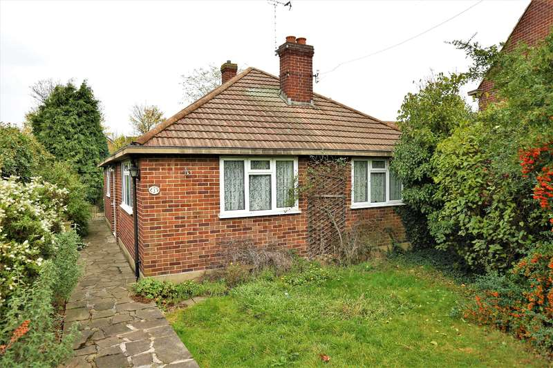 4 Bedrooms Detached Bungalow for sale in Albany Road, Upper Belvedere, Kent, DA17 5NH