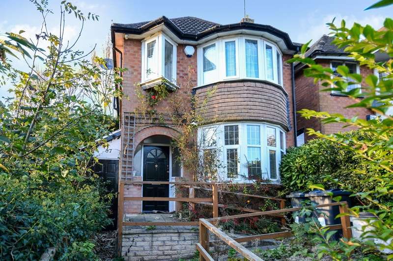 3 Bedrooms Detached House for sale in Shenley Fields Road, Selly Oak, Birmingham, B29