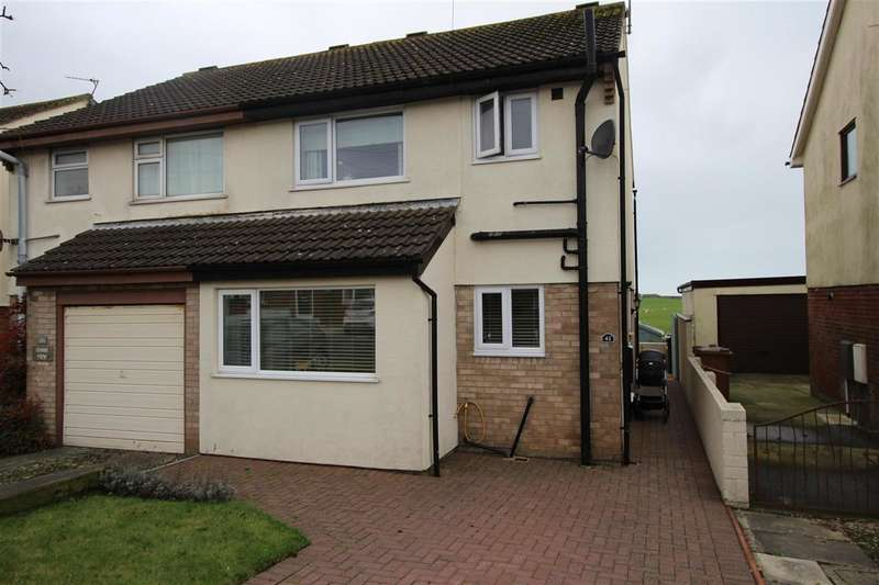 3 Bedrooms Semi Detached House for sale in Mountbatten Way, MILLOM
