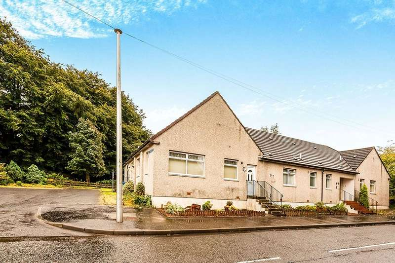 1 Bedroom Bungalow for sale in Menzies Way, Slamannan, Falkirk, FK1