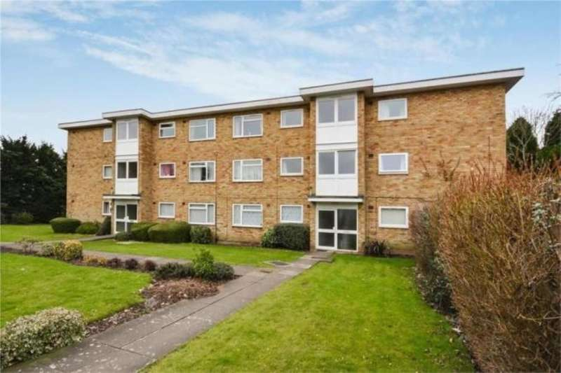 2 Bedrooms Flat for sale in Langbay Court, Coventry, CV2