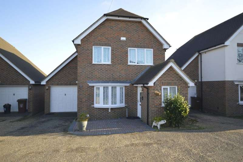 3 Bedrooms Detached House for sale in Frindsbury Hill, Rochester, ME2