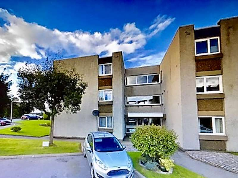 2 Bedrooms Ground Flat for sale in 15 Newlands Avenue, Aberdeen, AB10 6LZ