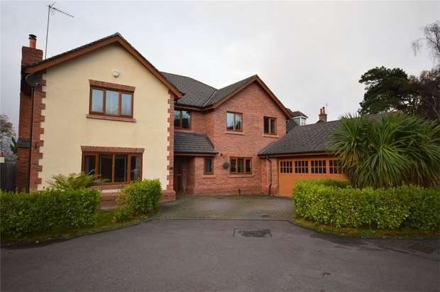 5 Bedrooms Detached House for rent in Links Close, West Kirby, Merseyside
