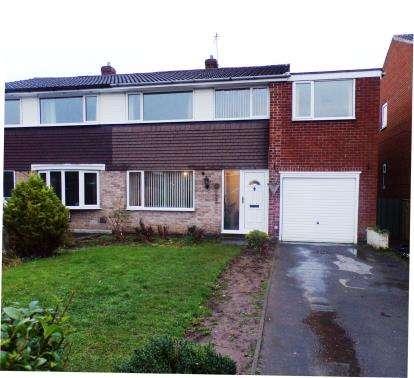 4 Bedrooms Semi Detached House for sale in De Gaunte Road, Brompton, Northallerton