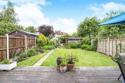 4 Bedrooms Semi Detached House for sale in Broomfield Road, Chelmsford, Essex