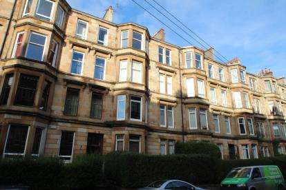 2 Bedrooms Flat for sale in Finlay Drive, Dennistoun