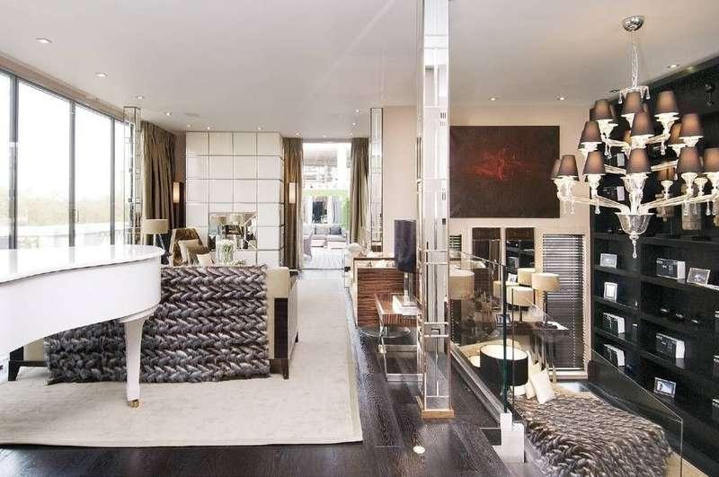 6 Bedrooms Penthouse Flat for rent in Knightsbridge, Belgravia, SW1X