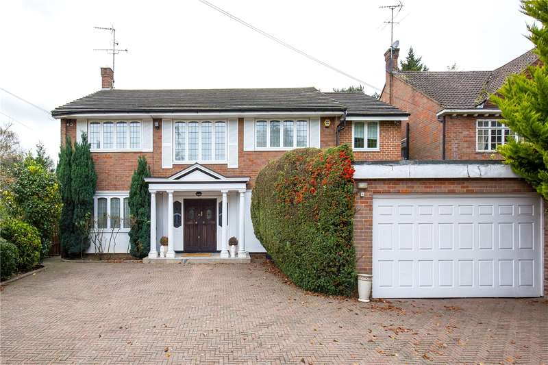 5 Bedrooms Detached House for sale in Oakleigh Park North, Whetstone, London, N20