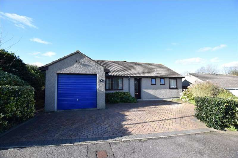 4 Bedrooms Detached Bungalow for sale in Meadow Drive, Camborne, Cornwall