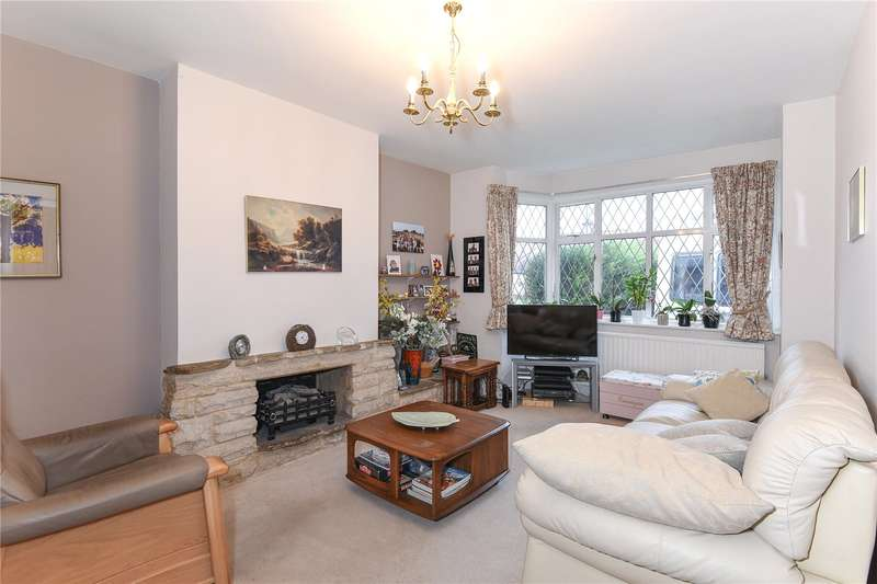 4 Bedrooms Semi Detached House for sale in West Avenue, Pinner, Middlesex, HA5