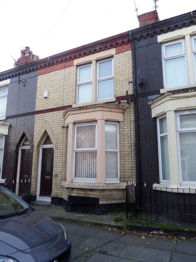 2 Bedrooms Terraced House for sale in Makin Street, Liverpool